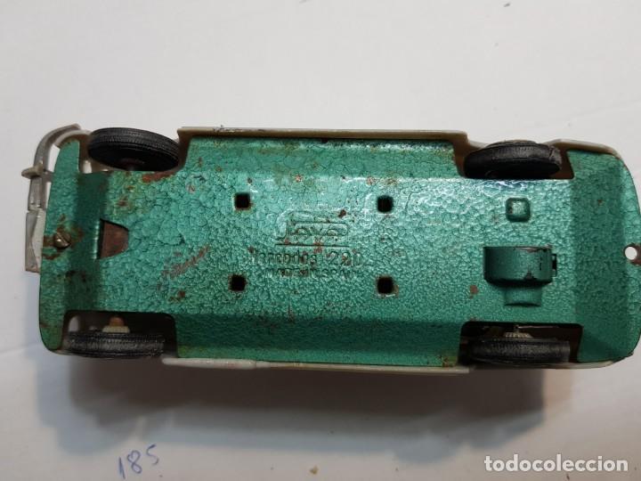 Juguetes antiguos Payá: Coche Mercedes 220 S de Paya Gris totalmente original - Foto 6 - 183543216