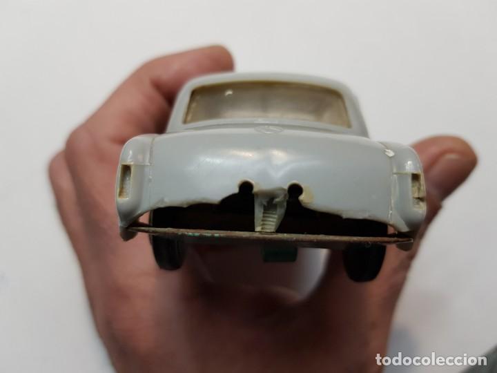 Juguetes antiguos Payá: Coche Mercedes 220 S de Paya Gris totalmente original - Foto 7 - 183543216