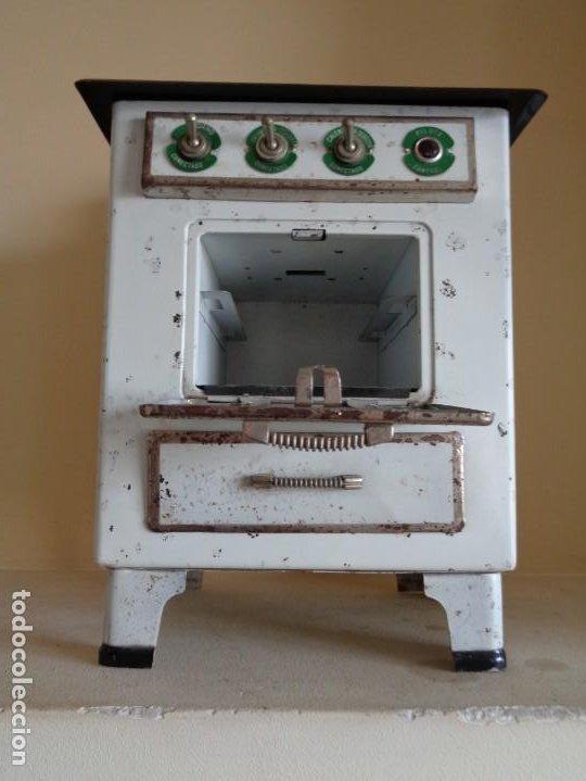 Juguetes antiguos Payá: COCINA ELECTRICA PAYA.LA GRANDE - Foto 4 - 184092015