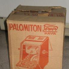 Juguetes antiguos Payá: PALOMITON EN SU CAJA ORIGINAL , MARCA PAYÁ ( ESPAÑA-HERMANOS PAYÁ IBI ALICANTE ) AÑOS 60. Lote 186051132