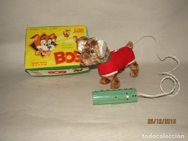 Juguetes antiguos Payá: Antiguo Perro Cachorro Juguetón con Luz en los Ojos BOB Fabricado por Juguetes PAYÁ - Foto 5 - 189355247