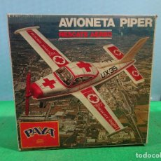 Juguetes antiguos Payá: PAYA-AVIONETA PIPER-DE ALMACEN-DE ALMACEN. Lote 190220768