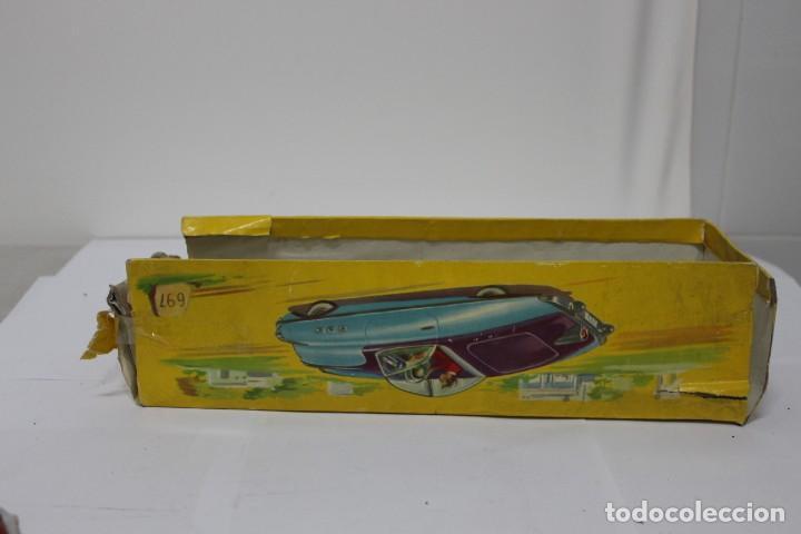 Juguetes antiguos Payá: Raro packard de paya 697 con caja, tiene defectos - Foto 11 - 190399087