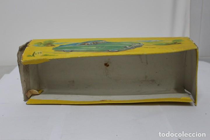 Juguetes antiguos Payá: Raro packard de paya 697 con caja, tiene defectos - Foto 12 - 190399087