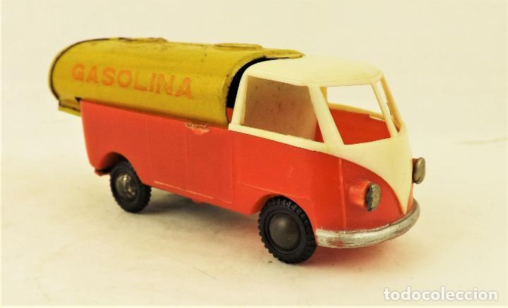 Juguetes antiguos Payá: Paya Volkswagen Samba autocuba original ref 3020 - Foto 2 - 192134543
