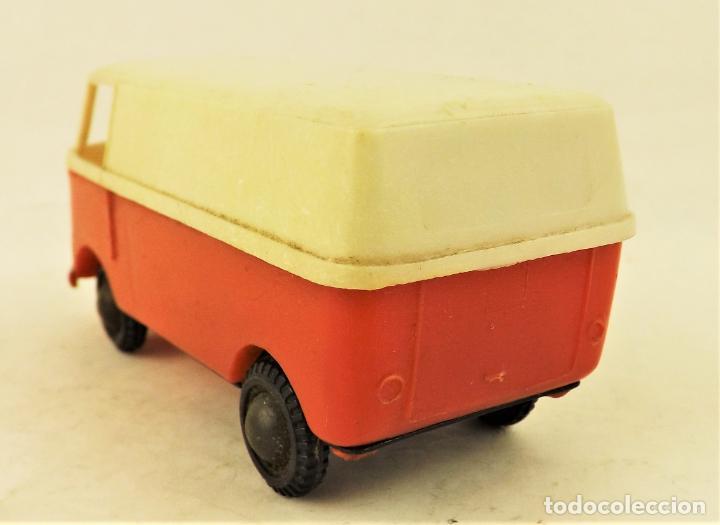 Juguetes antiguos Payá: Paya Volkswagen Samba furgoneta cerrada ref 3017 - Foto 4 - 192135848