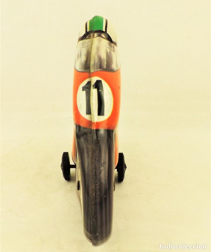 Juguetes antiguos Payá: Paya Moto chapa original ref 8067 - Foto 4 - 192137728