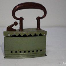 Juguetes antiguos Payá: PLANCHA DE HOJALATA PAYA. MODELO GRANDE. Lote 192150556