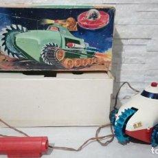 Juguetes antiguos Payá: TANQUE ESPACIAL PAYA - LUNA 70 - ESPACIO SPACE EN SU CAJA ORIGINAL.. Lote 193866990