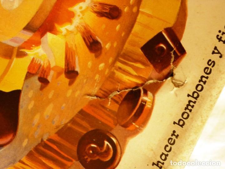 Juguetes antiguos Payá: EL JUGUETE BOMBON DE PAYÁ MODELO Nº 170 AÑOS 60 - Foto 9 - 195379120