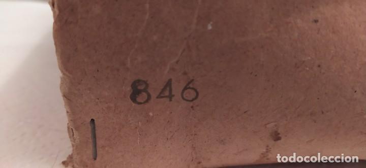 Juguetes antiguos Payá: Payaso a caballo de Payá ref. 846 con caja original y funcionando. Ver descripción. Original 1937 - Foto 20 - 198051788