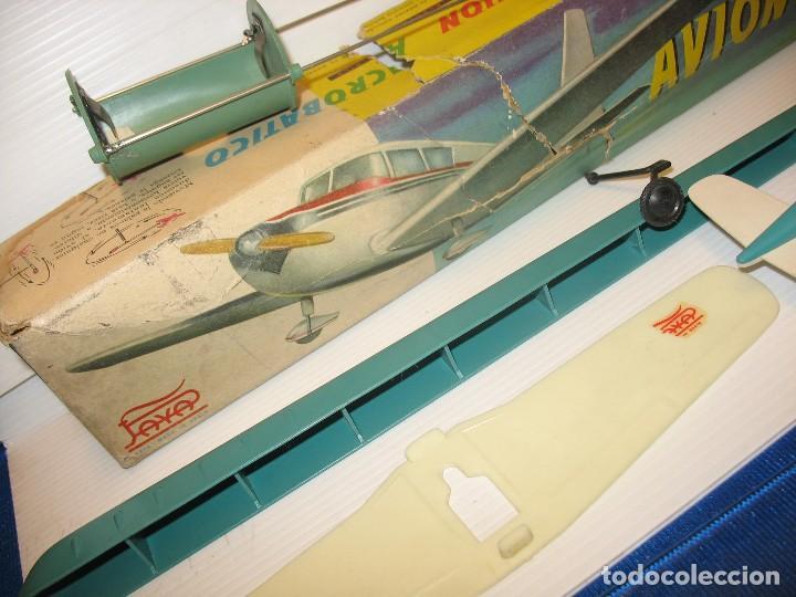 Juguetes antiguos Payá: avion paya - Foto 2 - 198367042