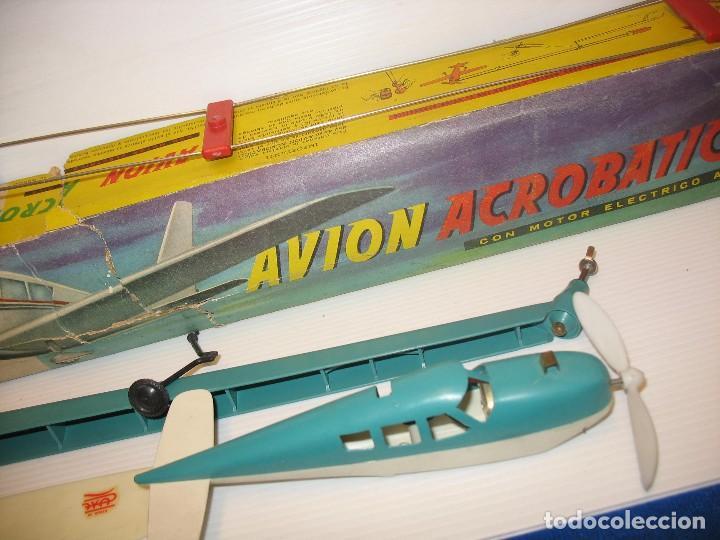 Juguetes antiguos Payá: avion paya - Foto 3 - 198367042