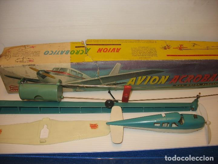 Juguetes antiguos Payá: avion paya - Foto 4 - 198367042