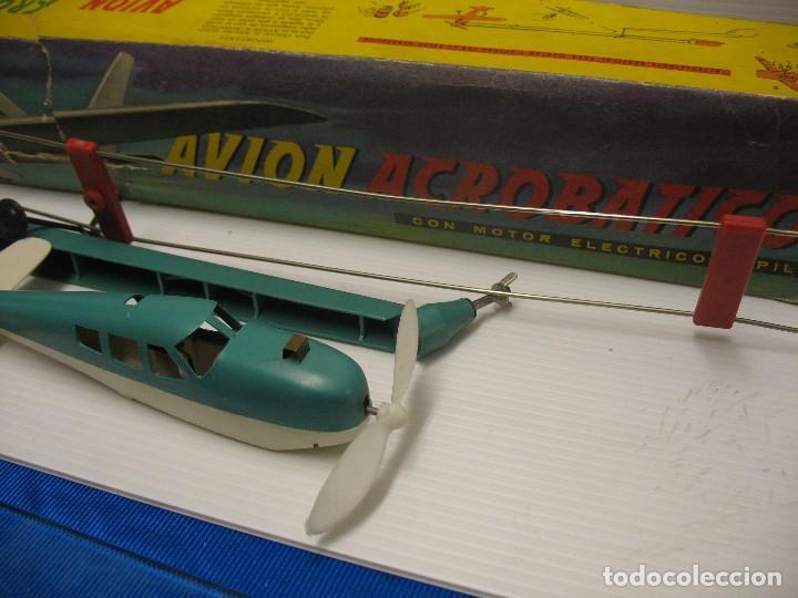 Juguetes antiguos Payá: avion paya - Foto 5 - 198367042