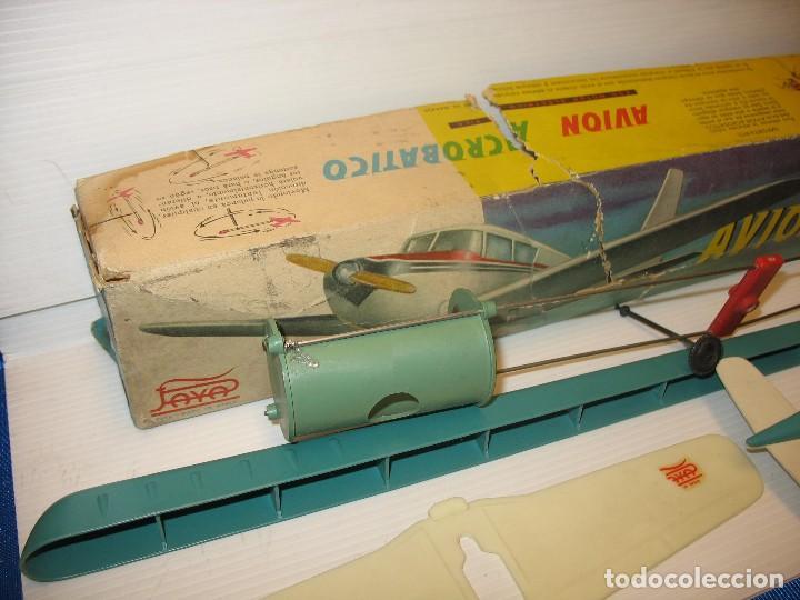 Juguetes antiguos Payá: avion paya - Foto 6 - 198367042