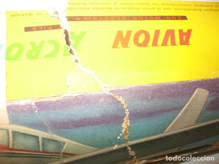 Juguetes antiguos Payá: avion paya - Foto 7 - 198367042