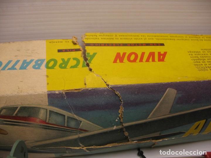 Juguetes antiguos Payá: avion paya - Foto 8 - 198367042