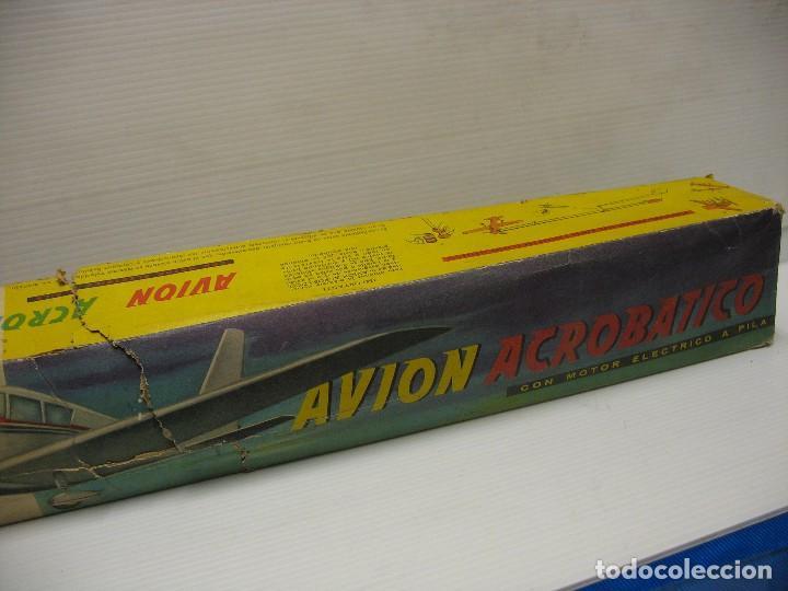 Juguetes antiguos Payá: avion paya - Foto 10 - 198367042