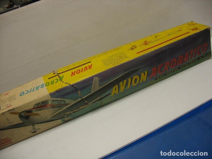 Juguetes antiguos Payá: avion paya - Foto 11 - 198367042
