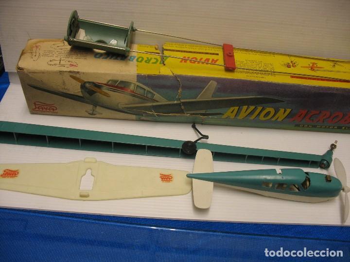 Juguetes antiguos Payá: avion paya - Foto 16 - 198367042
