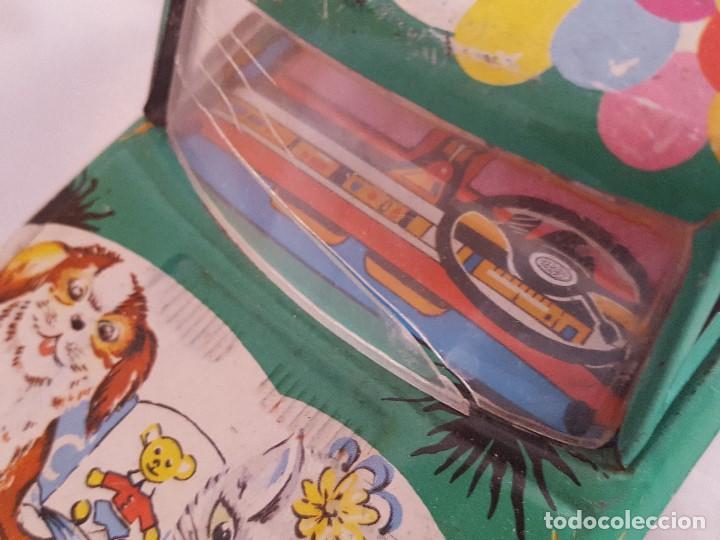 Juguetes antiguos Payá: PAYA / ANTIGUO COCHE PAYA, CHIPI CHIP DE CHAPA - Foto 7 - 199779160