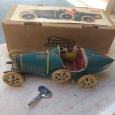 Juguetes antiguos Payá: COCHE BUGATI DE PAYÁ - LEER DESCRIPCIÓN -. Lote 203764358