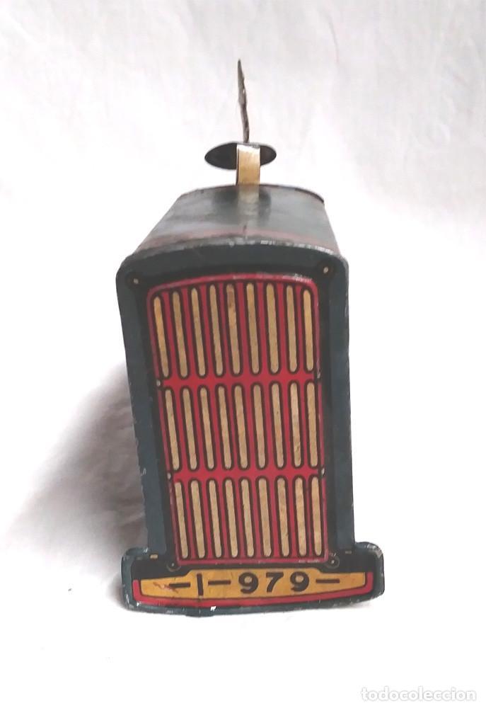 Juguetes antiguos Payá: Tractor I 979 de Payá años 20, carroceria, nuevo resto tienda juguetes - Foto 4 - 204850417