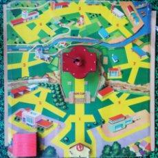 Juguetes antiguos Payá: AERO CLUB ELÉCTRICO, ESCUELA DE PILOTOS - PAYÁ - AÑOS 60 - NO FUNCIONA - PARA DECORACIÓN O RECAMBIOS. Lote 206519330