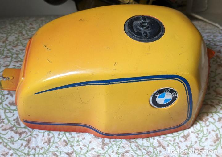 Juguetes antiguos Payá: MOTO BMW RS PAYA - PIEZA: cubierta del motor con sus cables. nueva. Vell i Bell - Foto 4 - 207287546