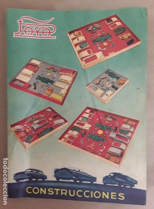 Juguetes antiguos Payá: Automóviles construcciones paya antiguo - Foto 14 - 207301580