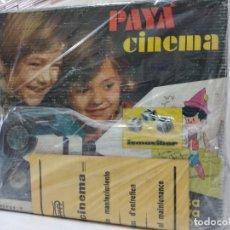 Juguetes antiguos Payá: CINEMA PAYA BUEN ESTADO. Lote 208012403