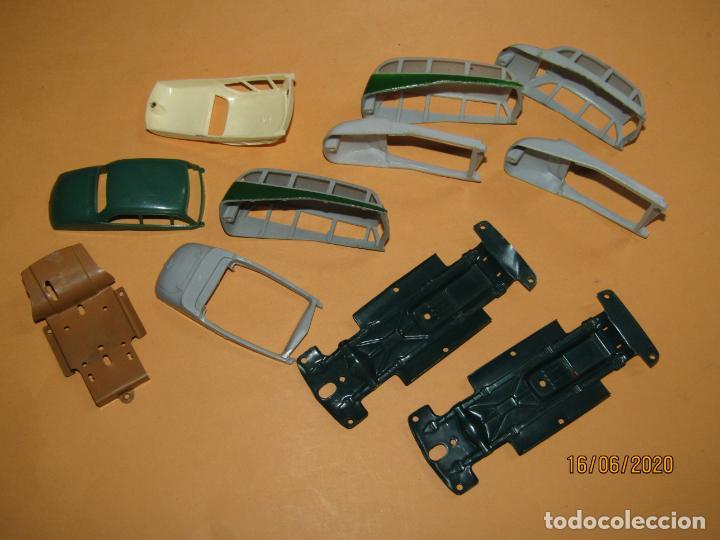 Juguetes antiguos Payá: Antiguo Lote de 11 Piezas de la Caja de Construcciones de Automóviles de PAYÁ - Foto 6 - 208470877