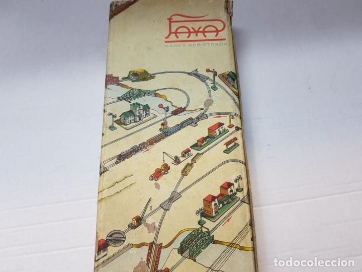 Juguetes antiguos Payá: Paya Desvio ref.1460 en caja original catalogo y guias - Foto 7 - 208592827