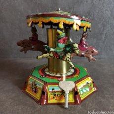 Juguetes antiguos Payá: TIOVIVO PAYÁ RÉPLICA EN SU CAJA * FUNCIONA. Lote 209412858