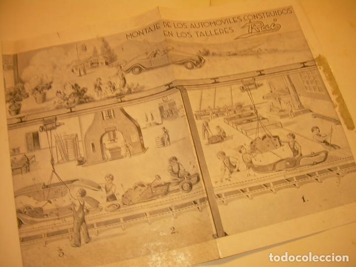 Juguetes antiguos Payá: PAYA...CATALOGO MUY GRANDE DE MONTAJE DE COCHES METALICOS. - Foto 10 - 210188582