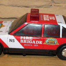Brinquedos antigos Payá: ANTIGUO COCHE VOLKSWAGEN PASSAT FIRE BRIGADE DE PAYA - FUNCIONANDO. Lote 215096715