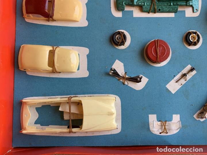 Juguetes antiguos Payá: CAJA CONSTRUCCIONES PAYA . AUTOMOVILES . CATALOGO . HOJA RECLAMACIONES . AÑOS CINCUENTA . - Foto 10 - 217534413