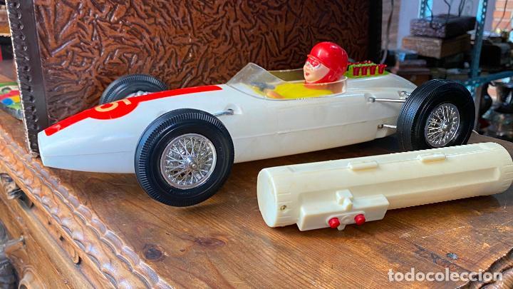 Juguetes antiguos Payá: PAYA Coche Formula 1 Lotus bolido - Foto 3 - 218109750