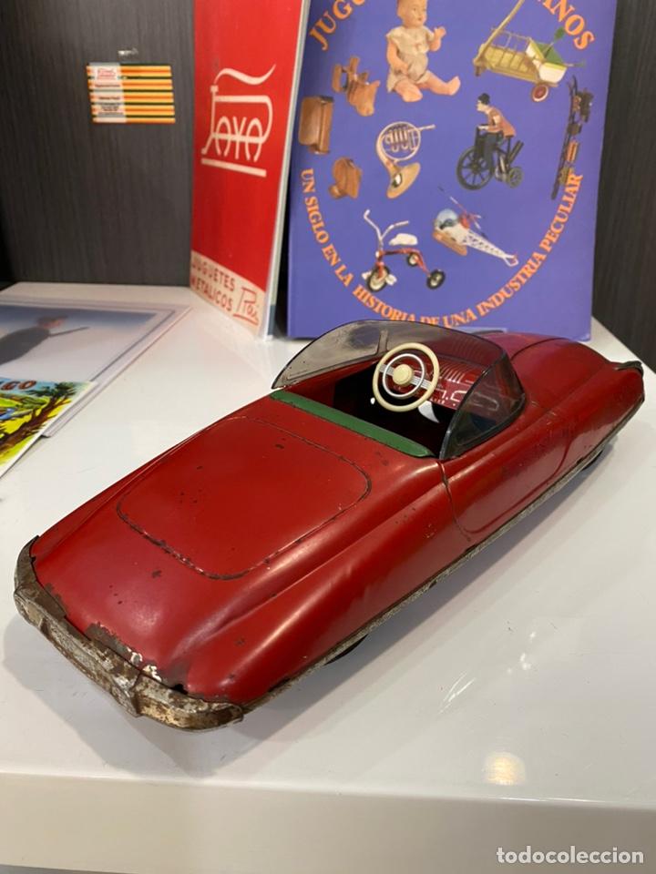 Juguetes antiguos Payá: Packard Payá de hojalata descapotable - Foto 2 - 218357446