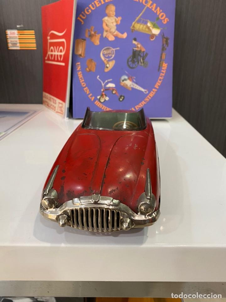 Juguetes antiguos Payá: Packard Payá de hojalata descapotable - Foto 5 - 218357446