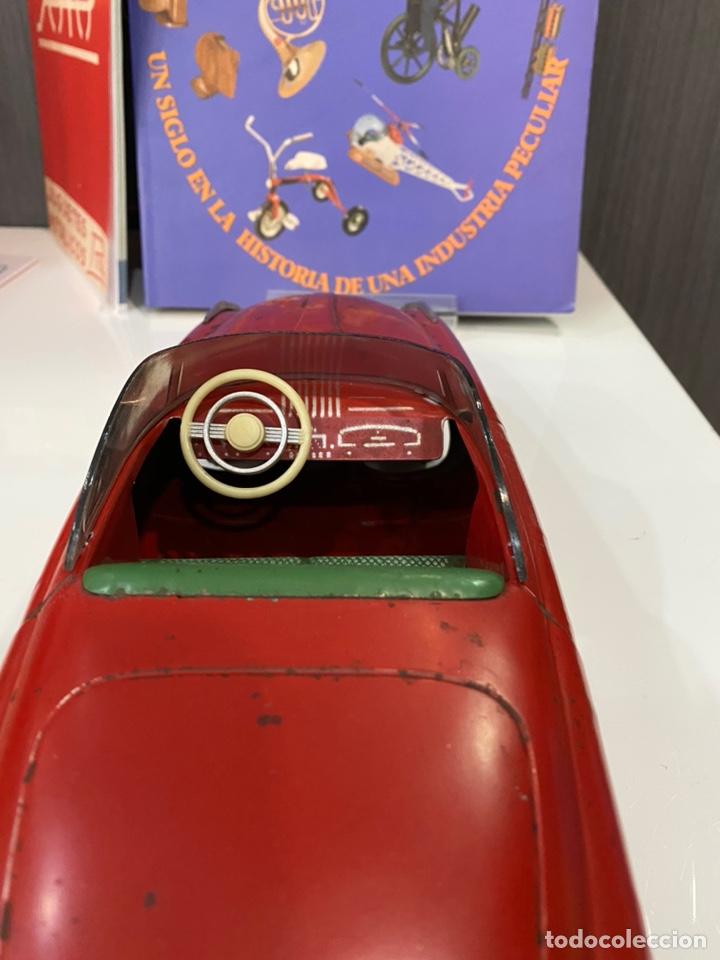 Juguetes antiguos Payá: Packard Payá de hojalata descapotable - Foto 6 - 218357446