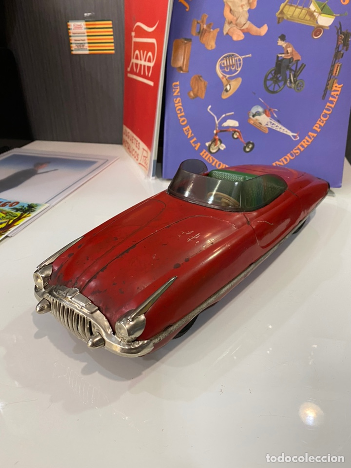 Juguetes antiguos Payá: Packard Payá de hojalata descapotable - Foto 11 - 218357446