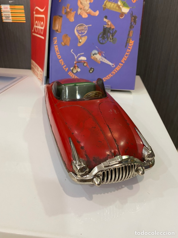 Juguetes antiguos Payá: Packard Payá de hojalata descapotable - Foto 12 - 218357446