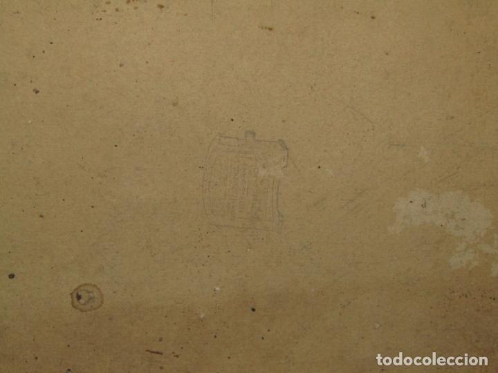 Juguetes antiguos Payá: Antigua Caja con Soldados de Infantería en Hojalata Litografiada de Juguetes PAYÁ - Año 1920s. - Foto 6 - 220653437