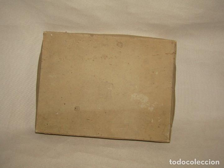 Juguetes antiguos Payá: Antigua Caja con Soldados de Infantería en Hojalata Litografiada de Juguetes PAYÁ - Año 1920s. - Foto 7 - 220653437