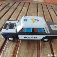 Juguetes antiguos Payá: COCHE SEAT 1430 POLICIA DE PAYA A FRICCION. Lote 220894106