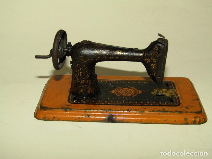 Juguetes antiguos Payá: Antigua Maquina de Coser *SIN RIVAL* de Juguetes PH PAYÁ HERMANOS - Foto 3 - 222014763