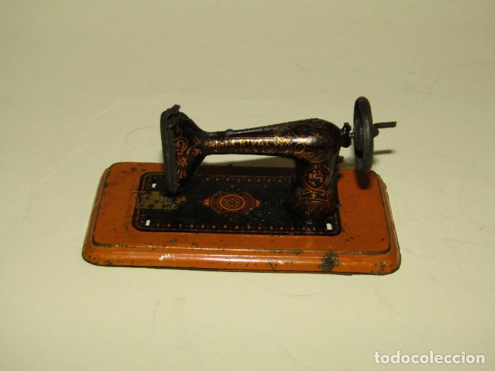Juguetes antiguos Payá: Antigua Maquina de Coser *SIN RIVAL* de Juguetes PH PAYÁ HERMANOS - Foto 4 - 222014763