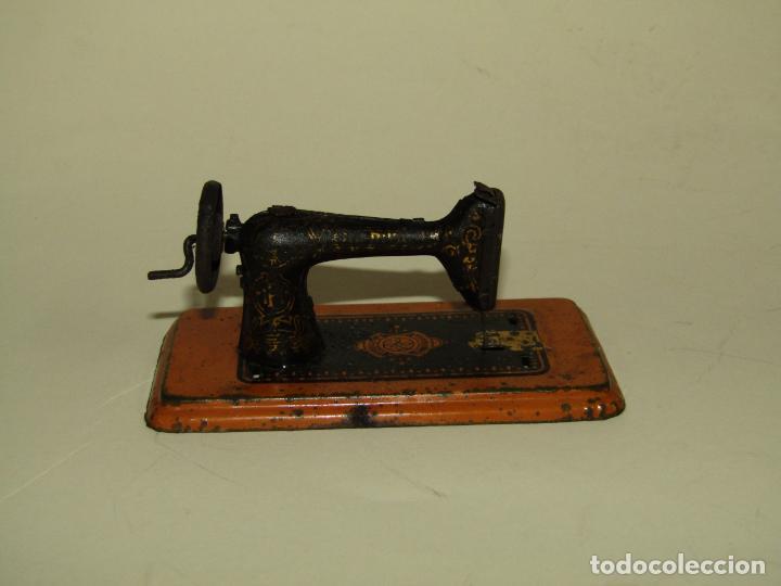 Juguetes antiguos Payá: Antigua Maquina de Coser *SIN RIVAL* de Juguetes PH PAYÁ HERMANOS - Foto 5 - 222014763